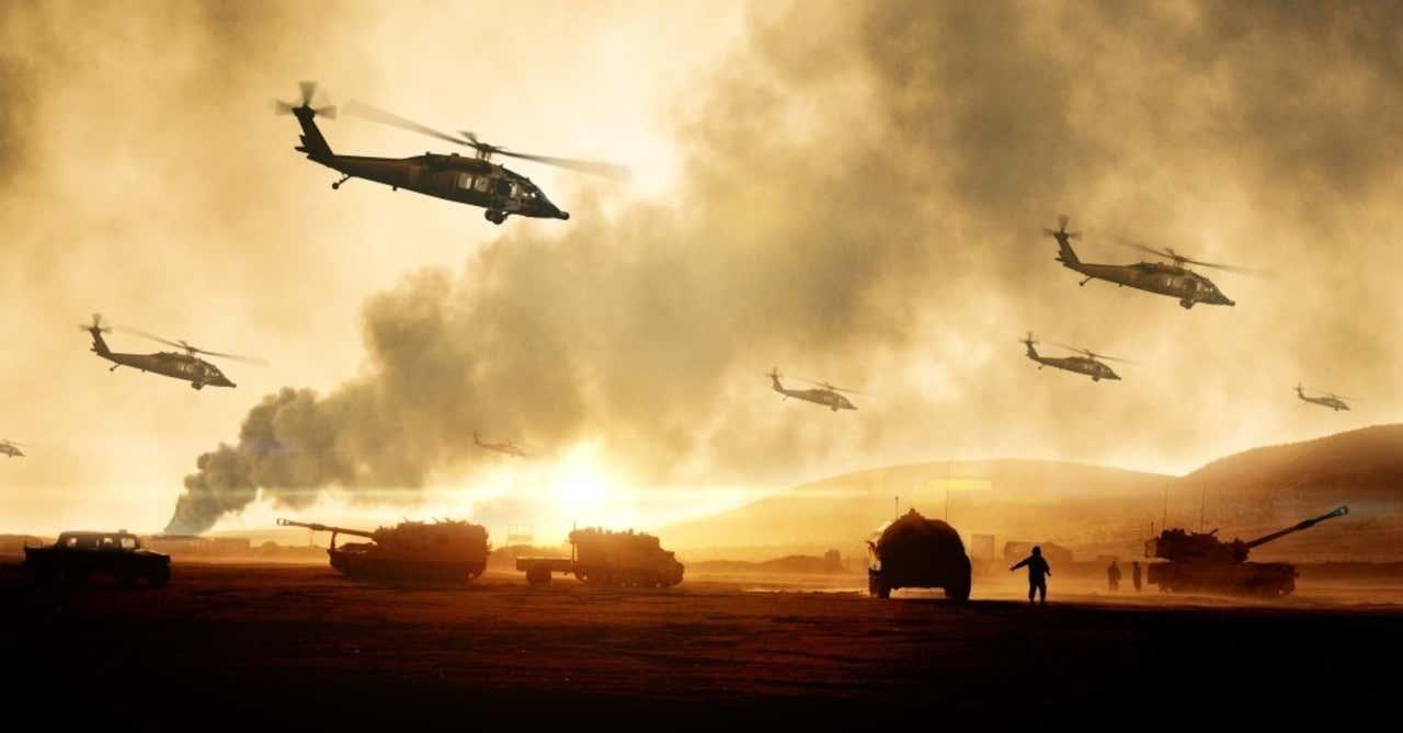 イラン・イラク戦争って何?|おおたしじみ|note
