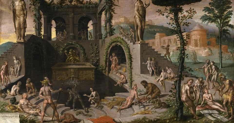 美術史を学ぶ〜すべての始まりはここから《ギリシア神話》|エメ|note
