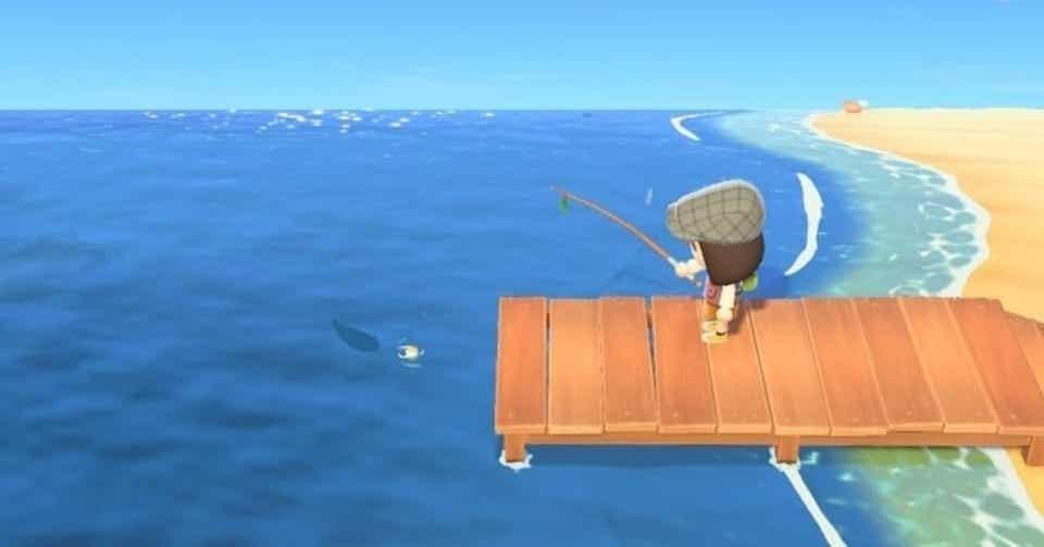あつ 森 マグロ 釣り 方