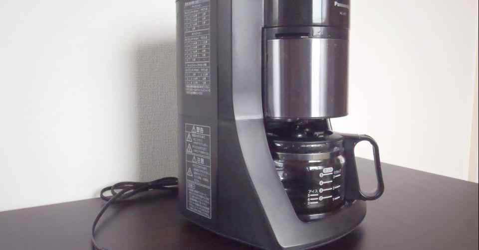 パナソニック コーヒー メーカー