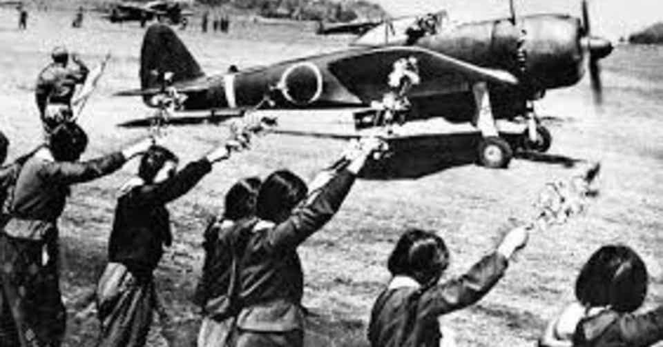 日本が日本人に負けた大東亜戦争|dadamail|note