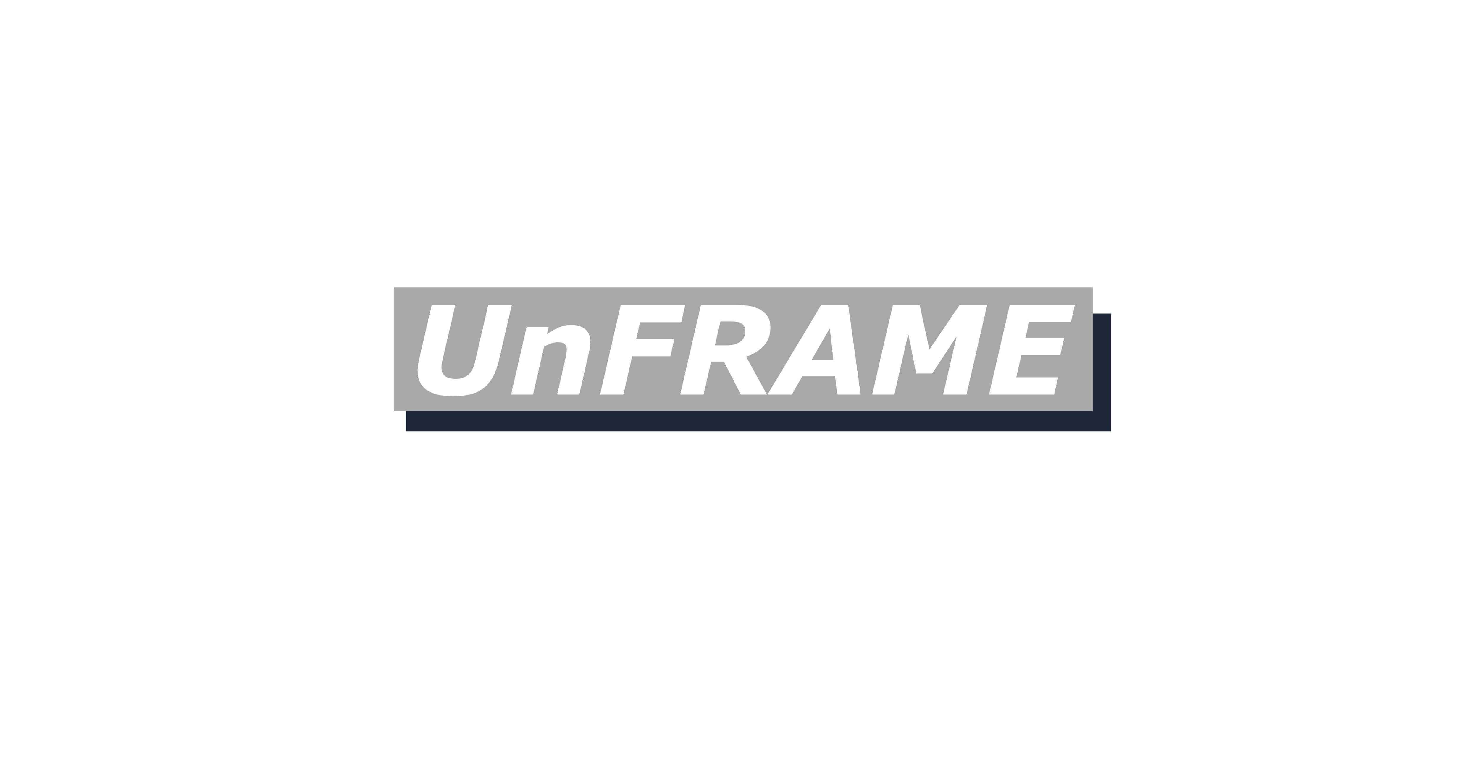 ABOUT UnFRAME 2020