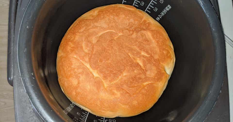 炊飯 器 パン