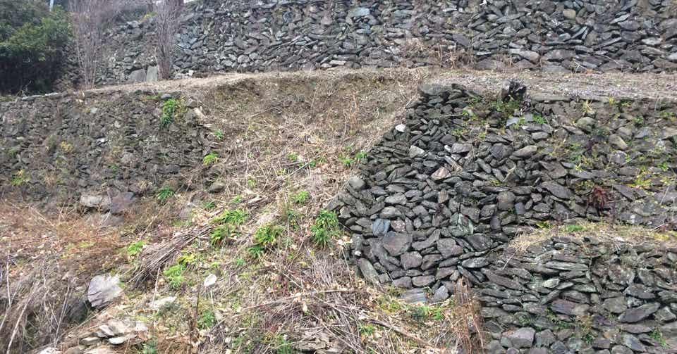 石垣は雨で崩壊するか、地震で崩壊するか|石積み学校|note