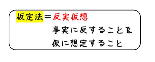 英文法解説 テーマ8 仮定法 第2回 未来のことについて仮定してみると ...