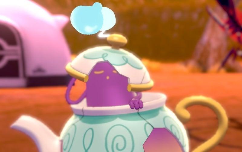 違い ポットデス 色 【ポケモン剣盾】新ポケモン「ポットデス」には真作と贋作がいる!見分け方は簡単