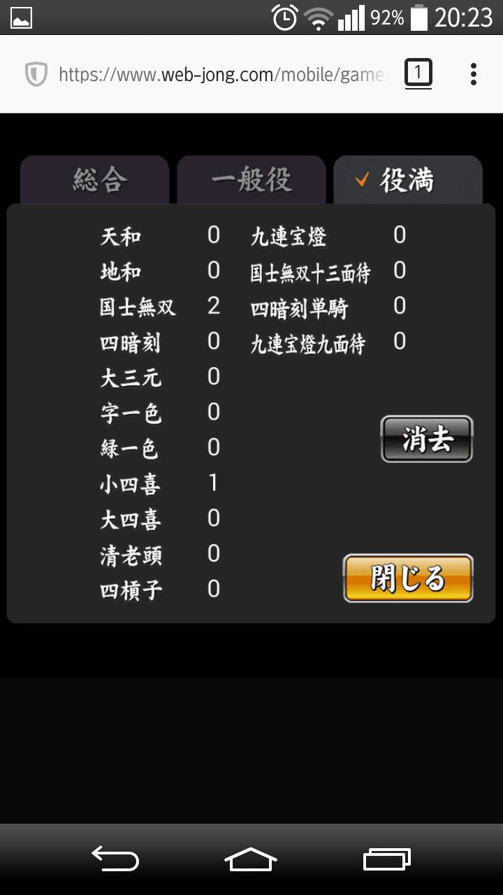 麻雀 ゲーム 天 聖
