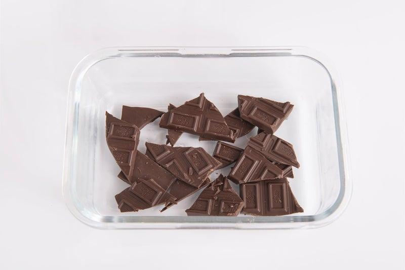 志麻 さん チョコレート ムース