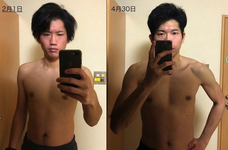 筋 トレ 効果 3 ヶ月
