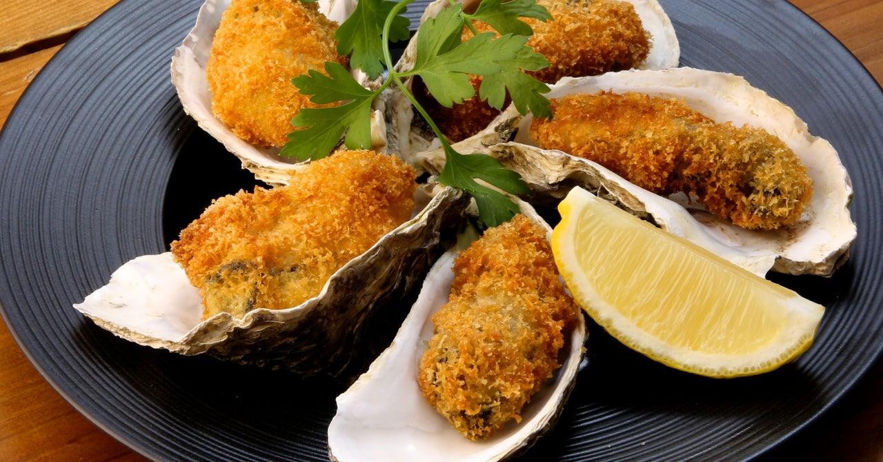 フライ レシピ 牡蠣