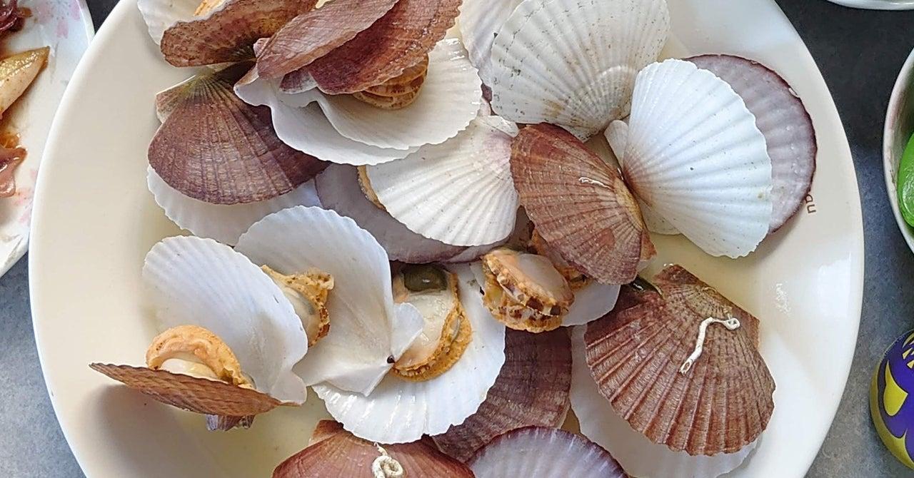 酒 稚 蒸し 貝