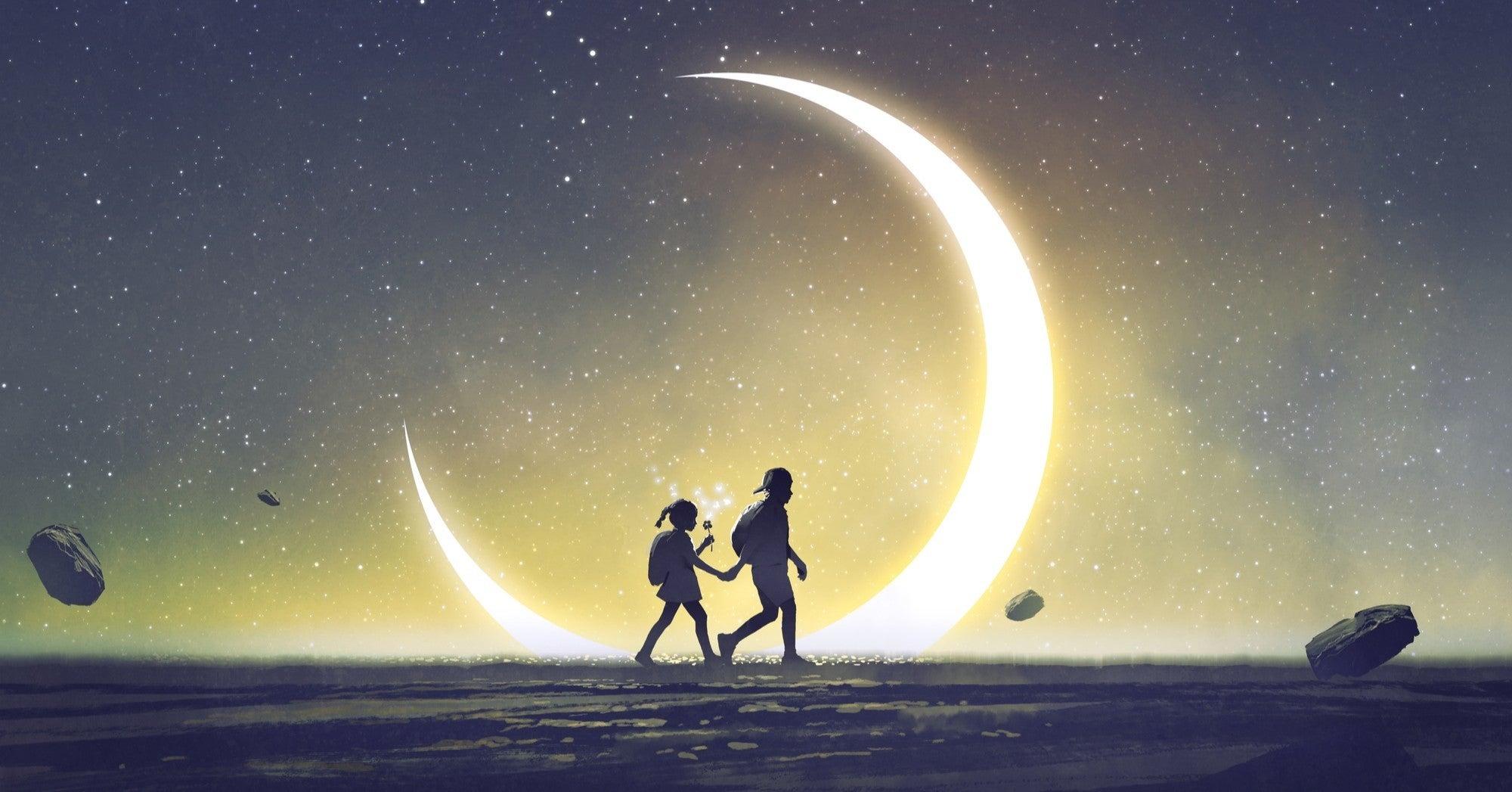天星術 上弦の月 性格