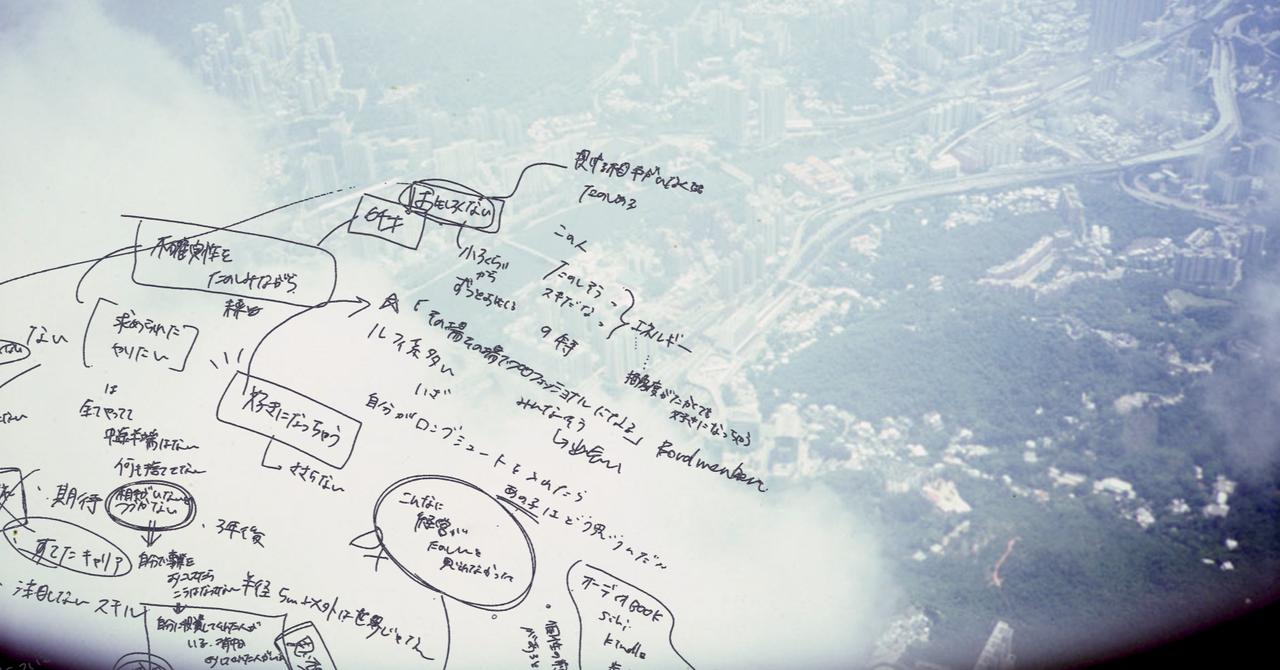 ノン・ビジョンゆえのしなやかさ。あぁ!なんて自由なベンチャー思考!│ septeni group startup REMIX by Septeni Group Startup note