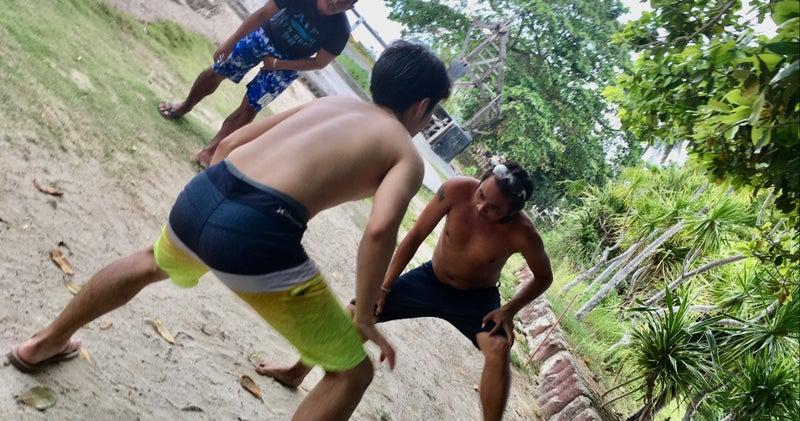 野郎 フィリピン