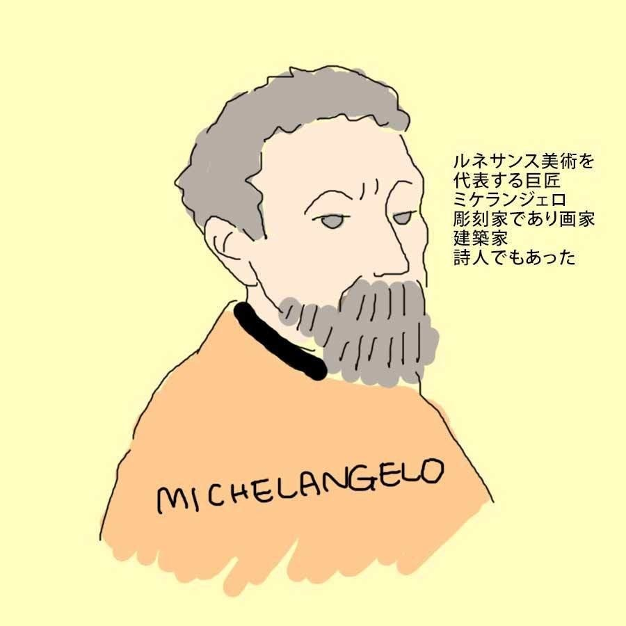 ミケランジェロ1