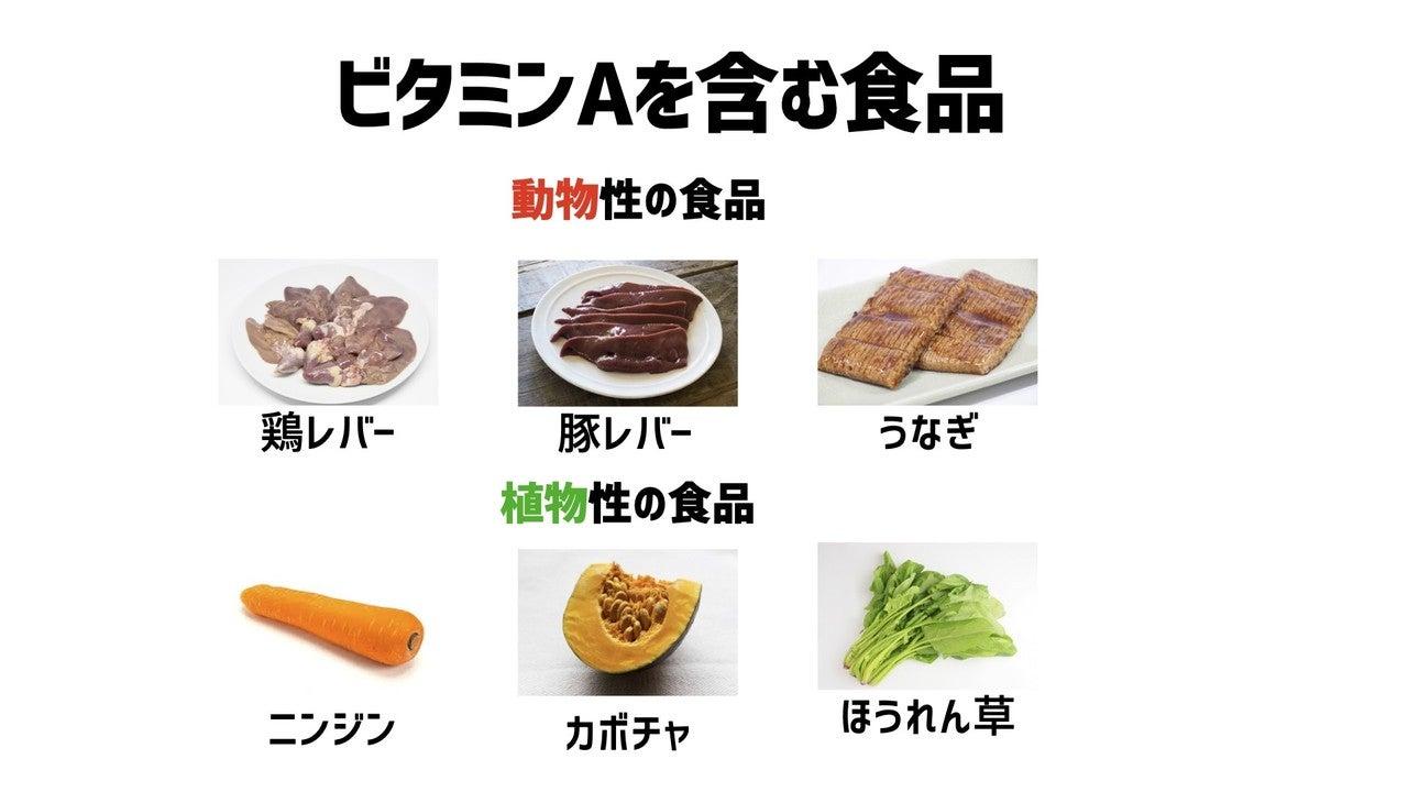 ビタミンAを含む食品.001