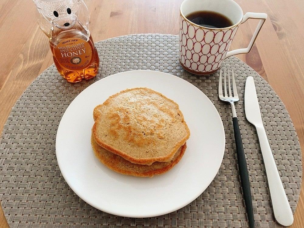 オートミール パン ケーキ