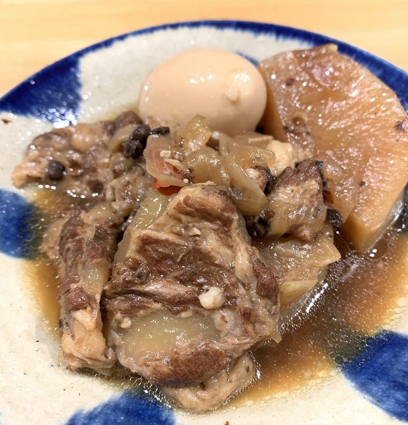 バラ 鍋 圧力 豚 軟骨 軟骨ソーキ(豚バラ軟骨)の煮込み*レシピ