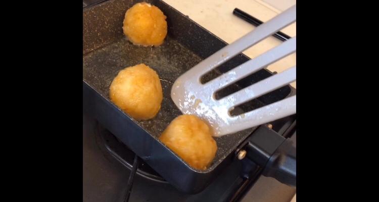 サッポロ ポテト チーズ ボール