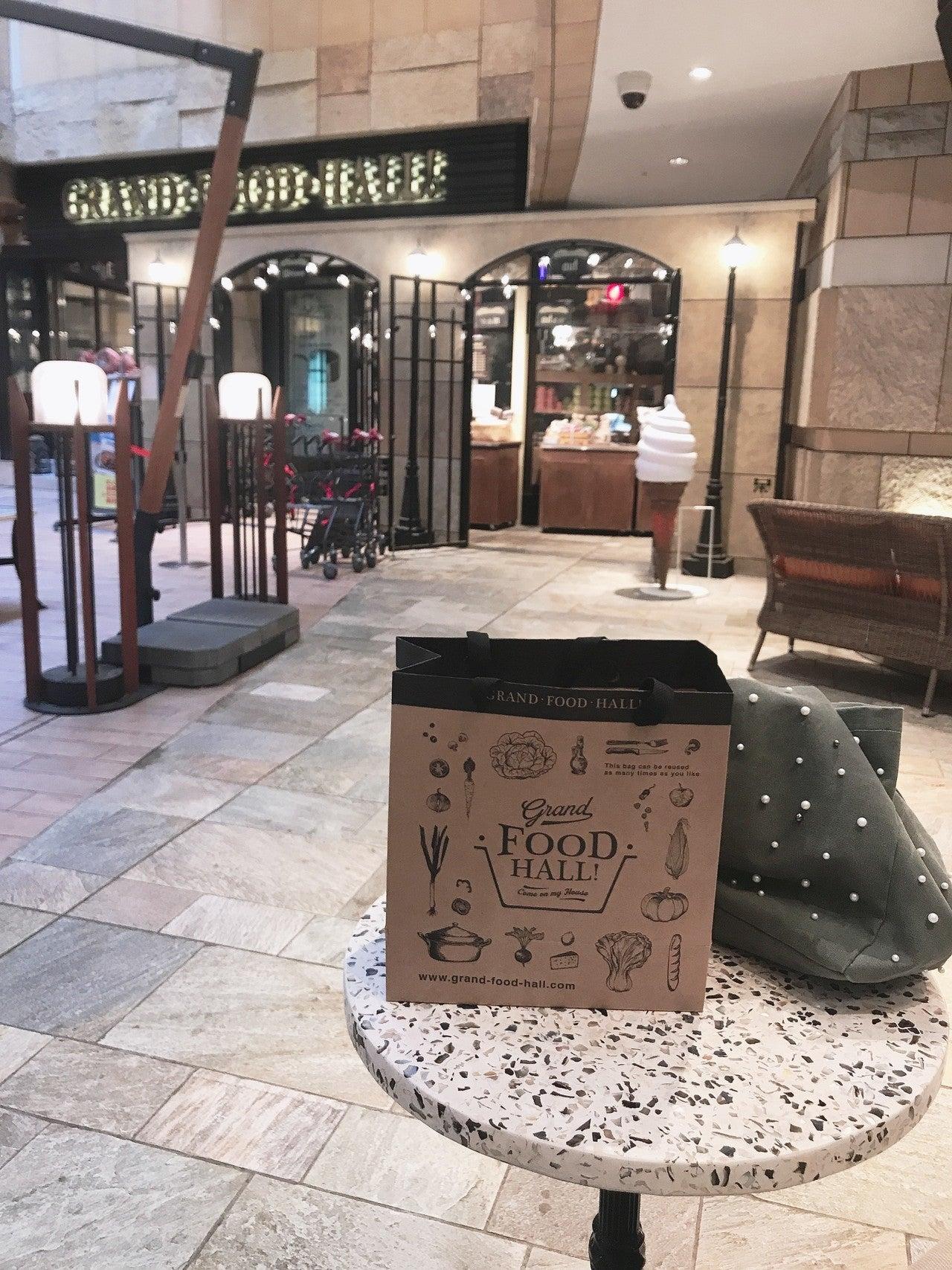 ホール グランド 店舗 フード