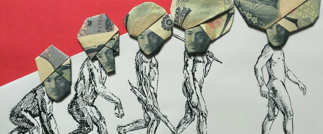 ターバン進化論