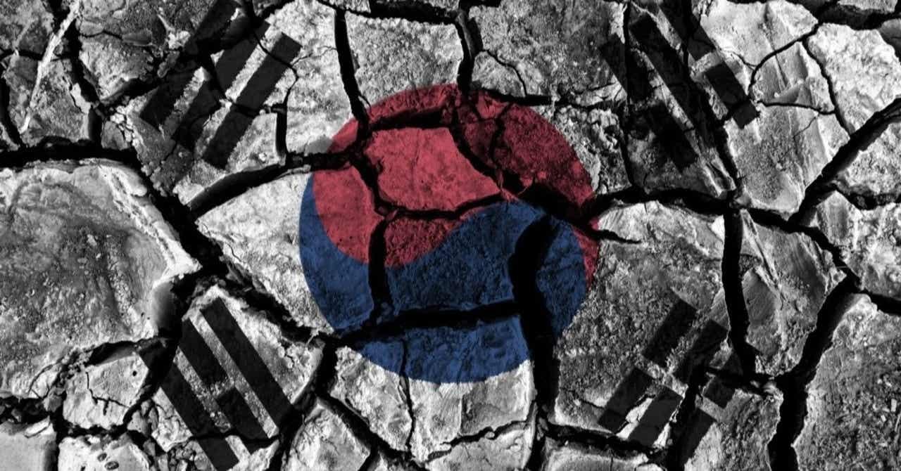 日本の底力 (韓国経済危機特集)