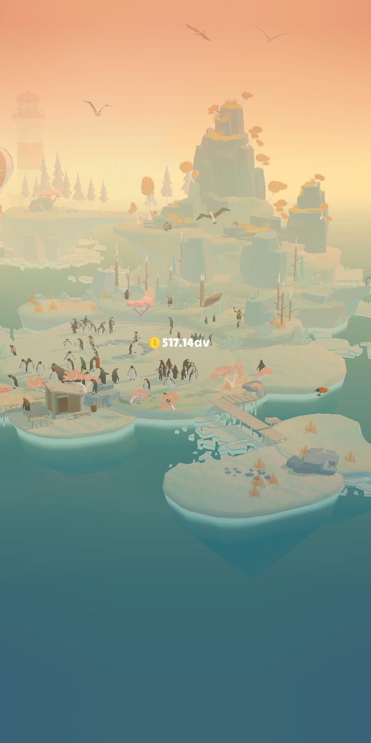の 島 ペンギン