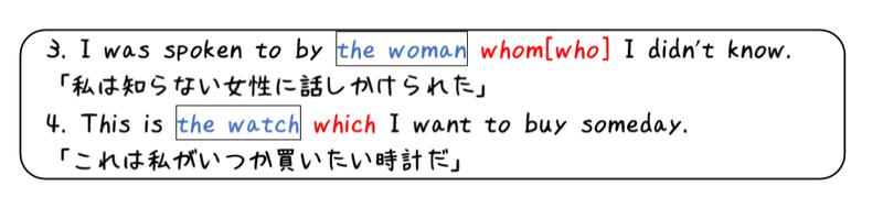 代名詞 例文 関係