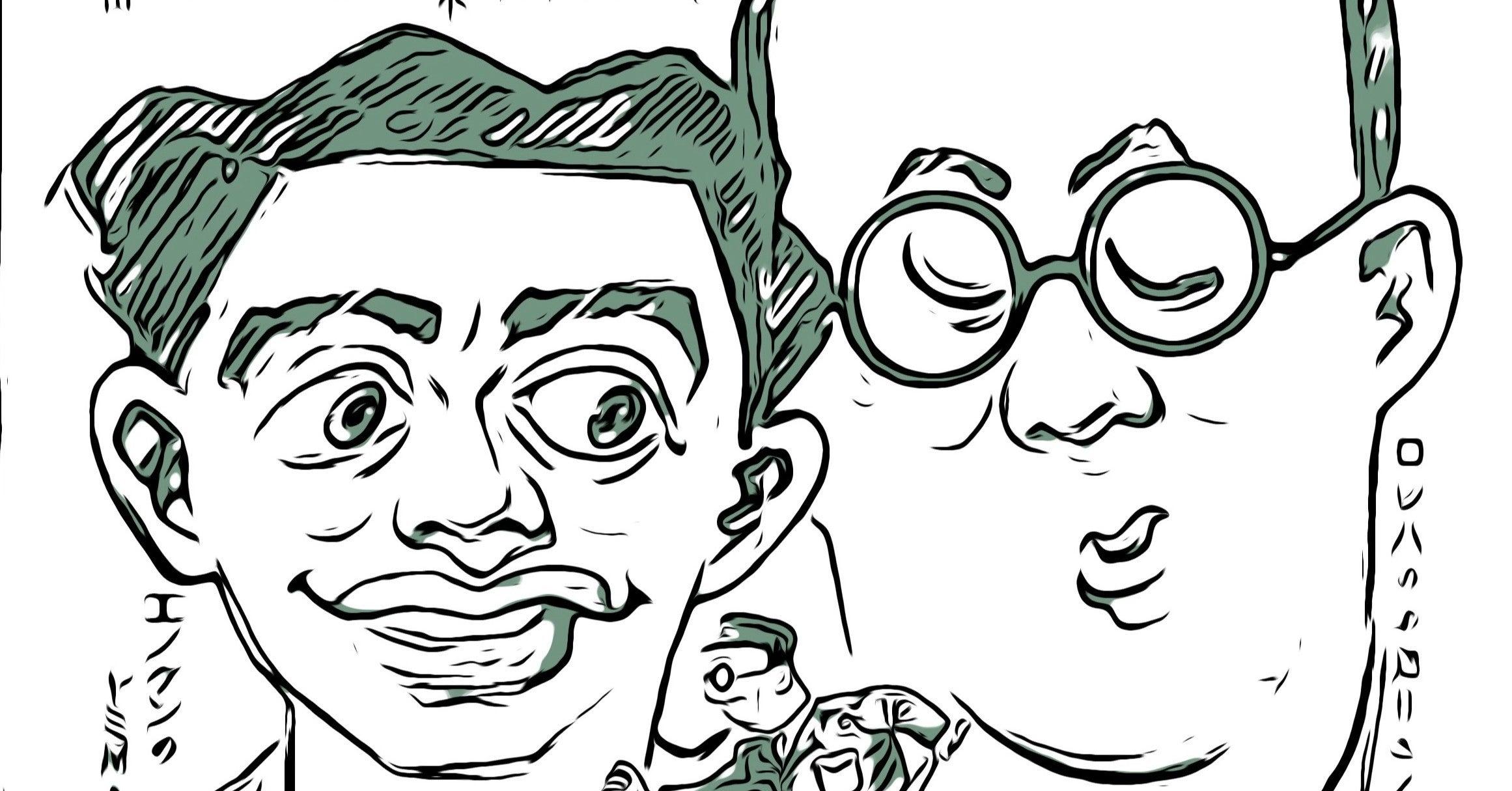 エノケン・ロッパの黄金時代|佐藤利明(娯楽映画研究家・オトナの歌謡 ...