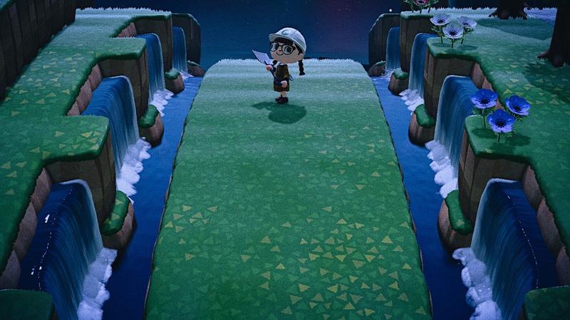 あつ 森 崖 作り方