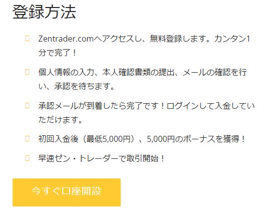 ゼン トレーダー