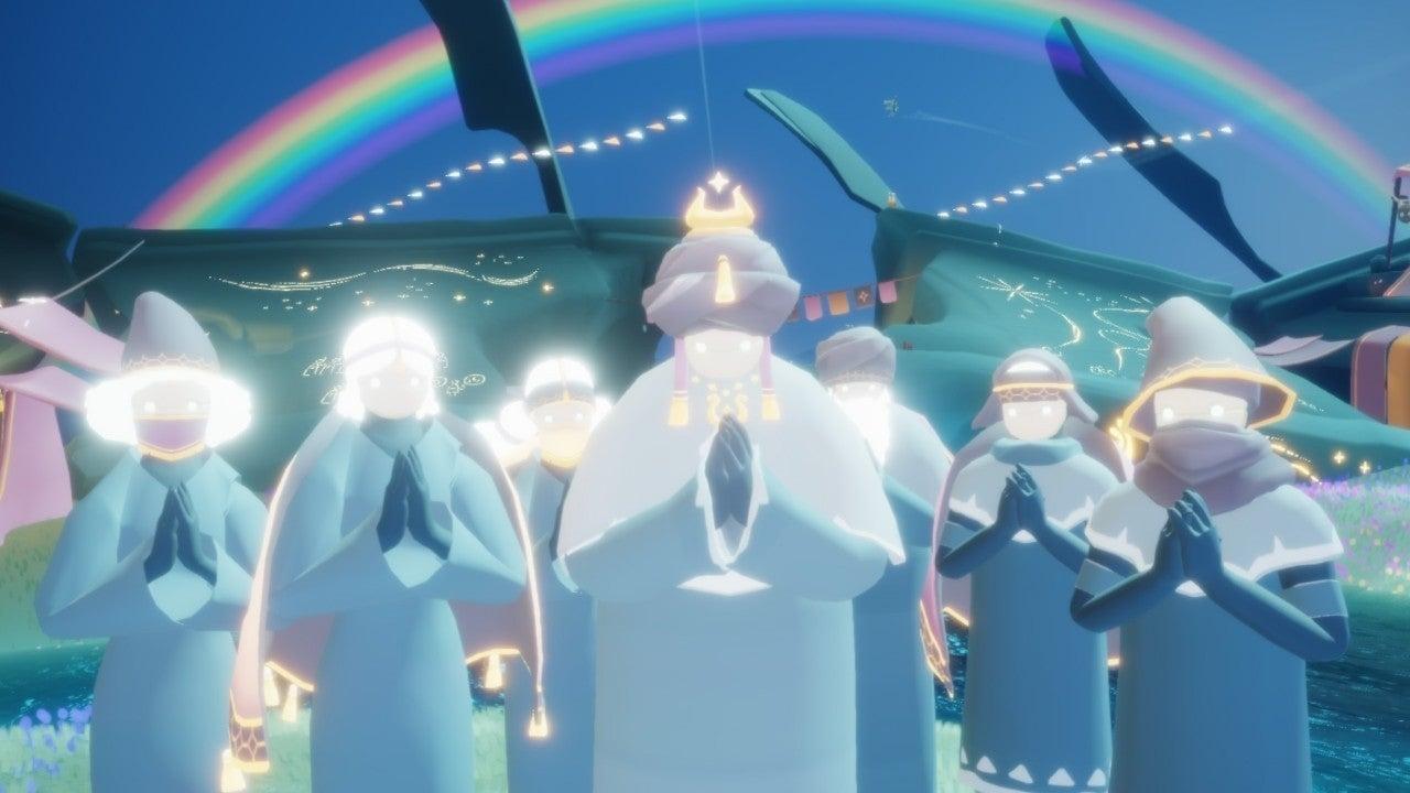 精霊 Sky イベント
