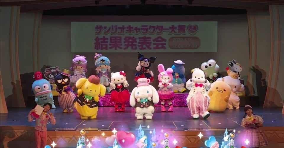 キャラクター 大賞 2020