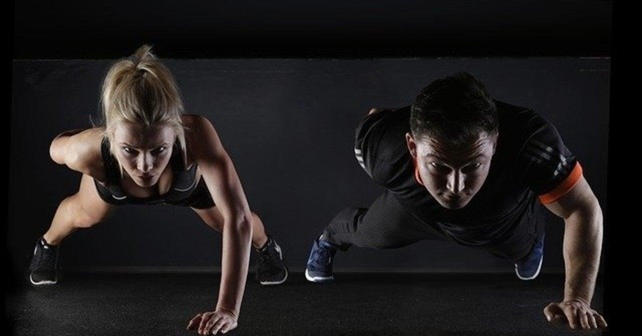 トレーニング 身体 能力