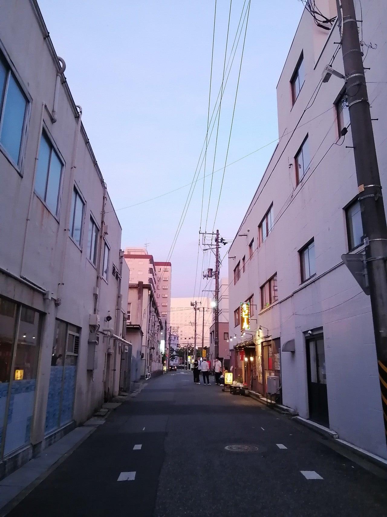 夕方の近道|masayo|note