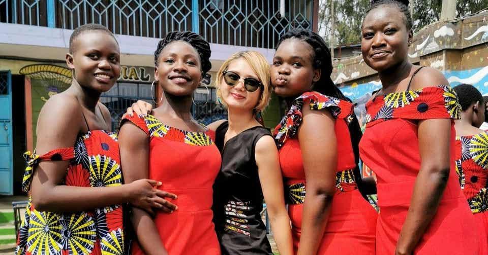 """あなたの""""変わりたい""""気持ちを応援!ケニアでファッションブランド ..."""