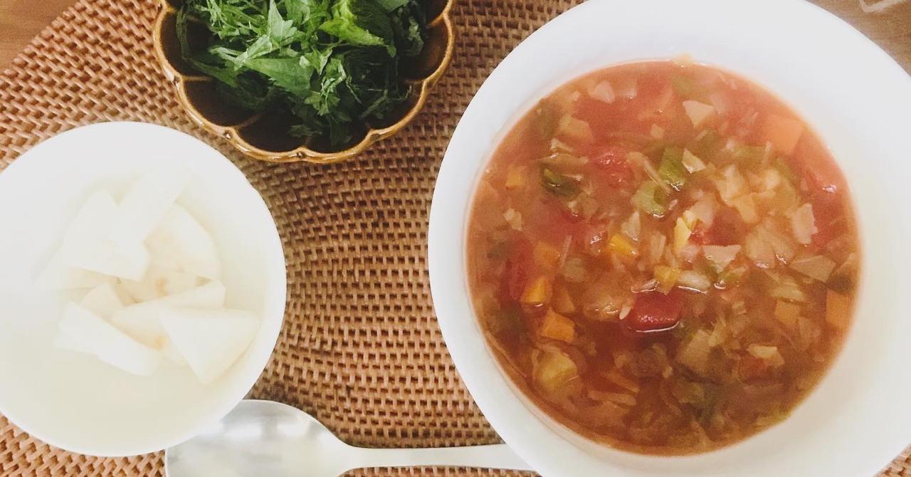 脂肪燃焼スープ 痩せない