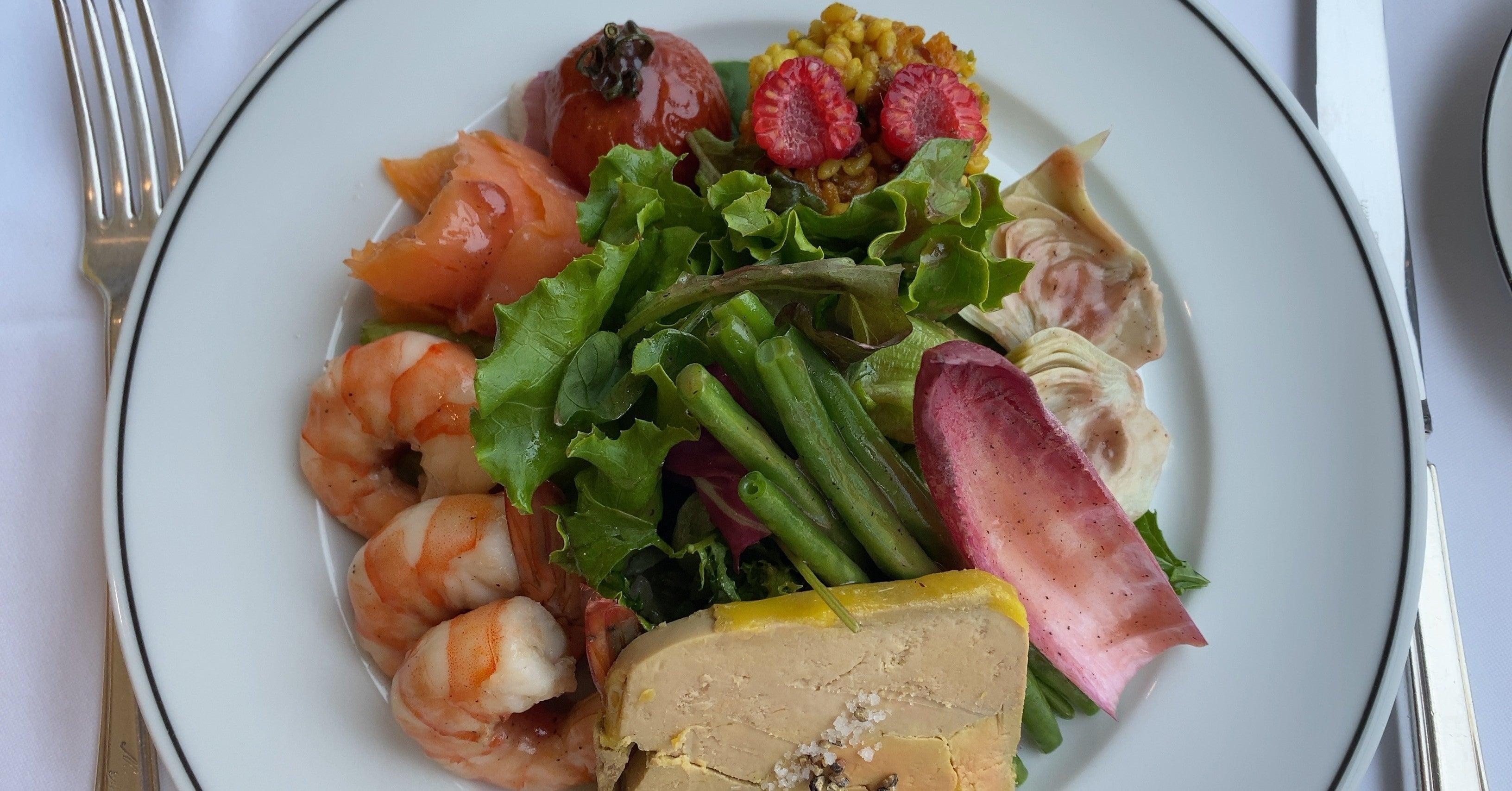 食物の6つの味と性質