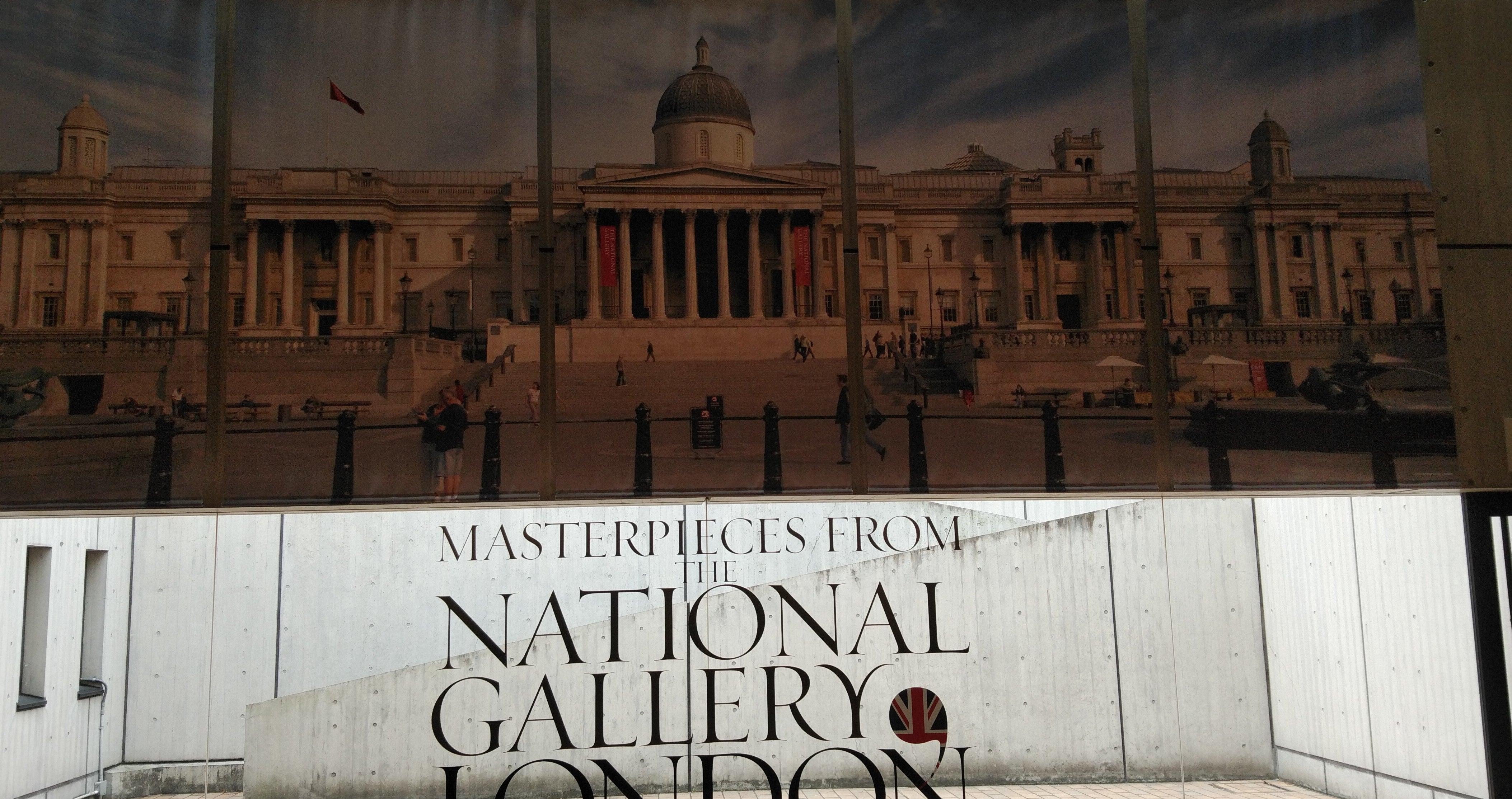 ロンドン ナショナル ギャラリー 展 チケット