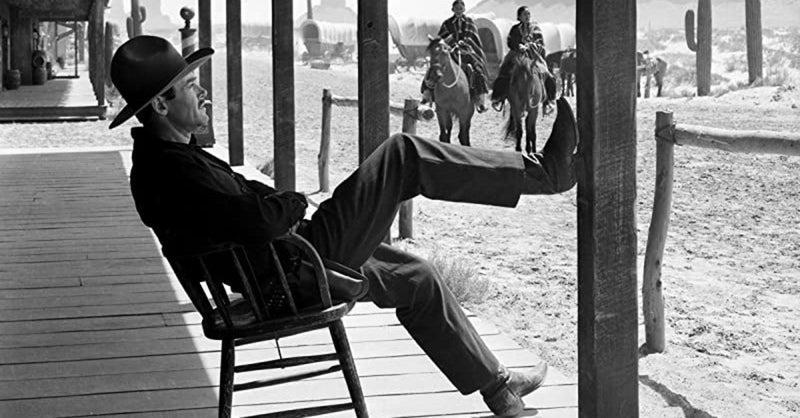 最好映画。 117 「荒野の決闘」 1946年。|もりぐちのりたか|note