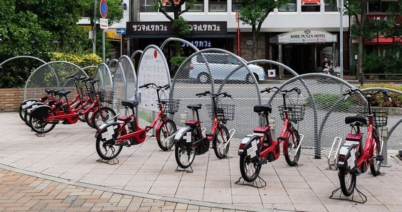 レンタル ウーバー イーツ 自転車