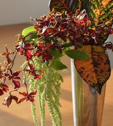 花の宅配レッスン