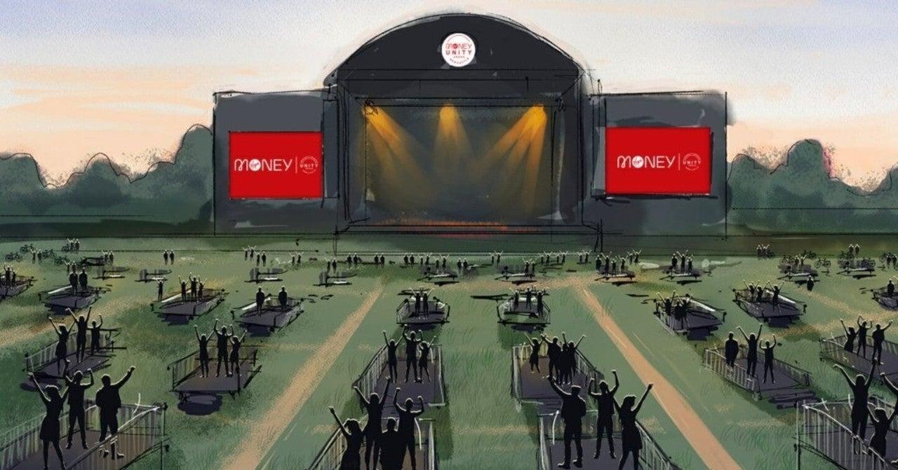 ソーシャルディスタンスに特化した音楽会場がイギリスにオープン!? 時代の最先端をゆく、新形式の会場に注目が集まる