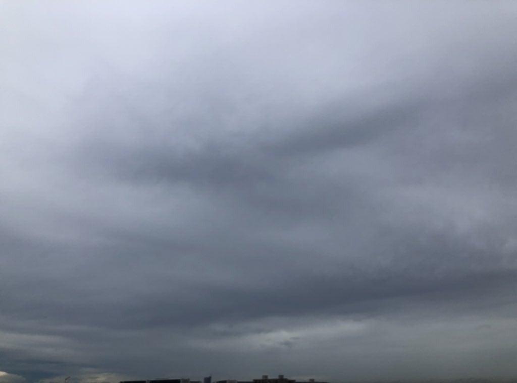 曇り。かかり続ける雲。 nooooon note