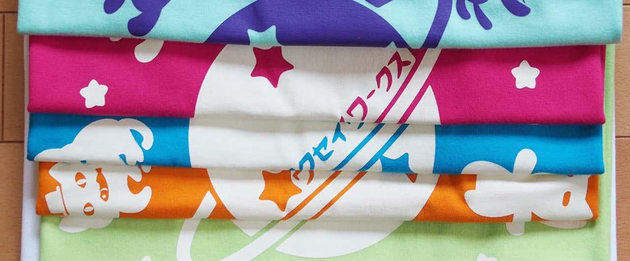 ワクセイワークスTシャツ