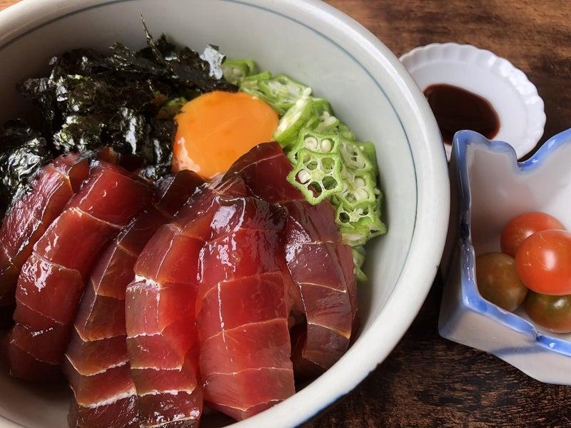 丼 レシピ マグロ
