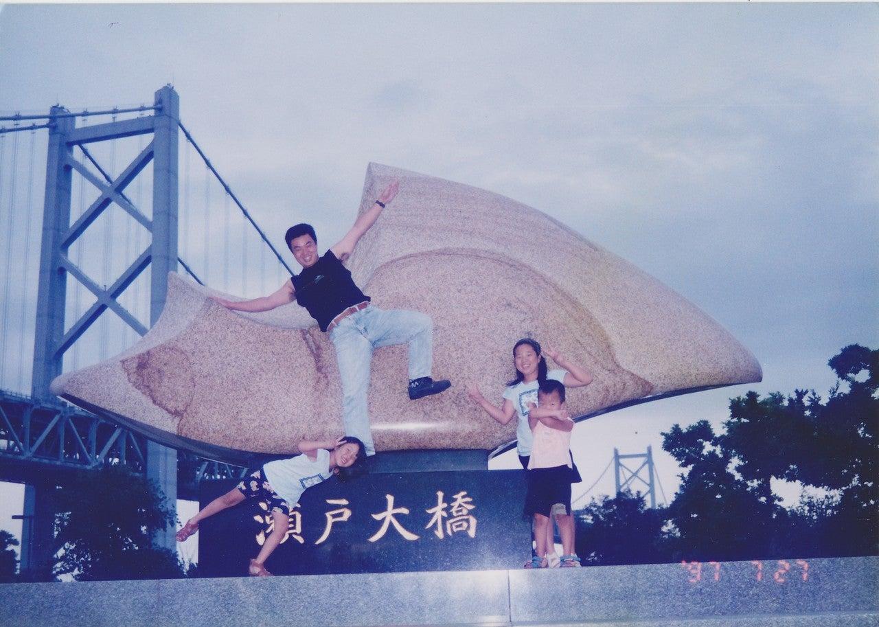 瀬戸大橋1997.7.27