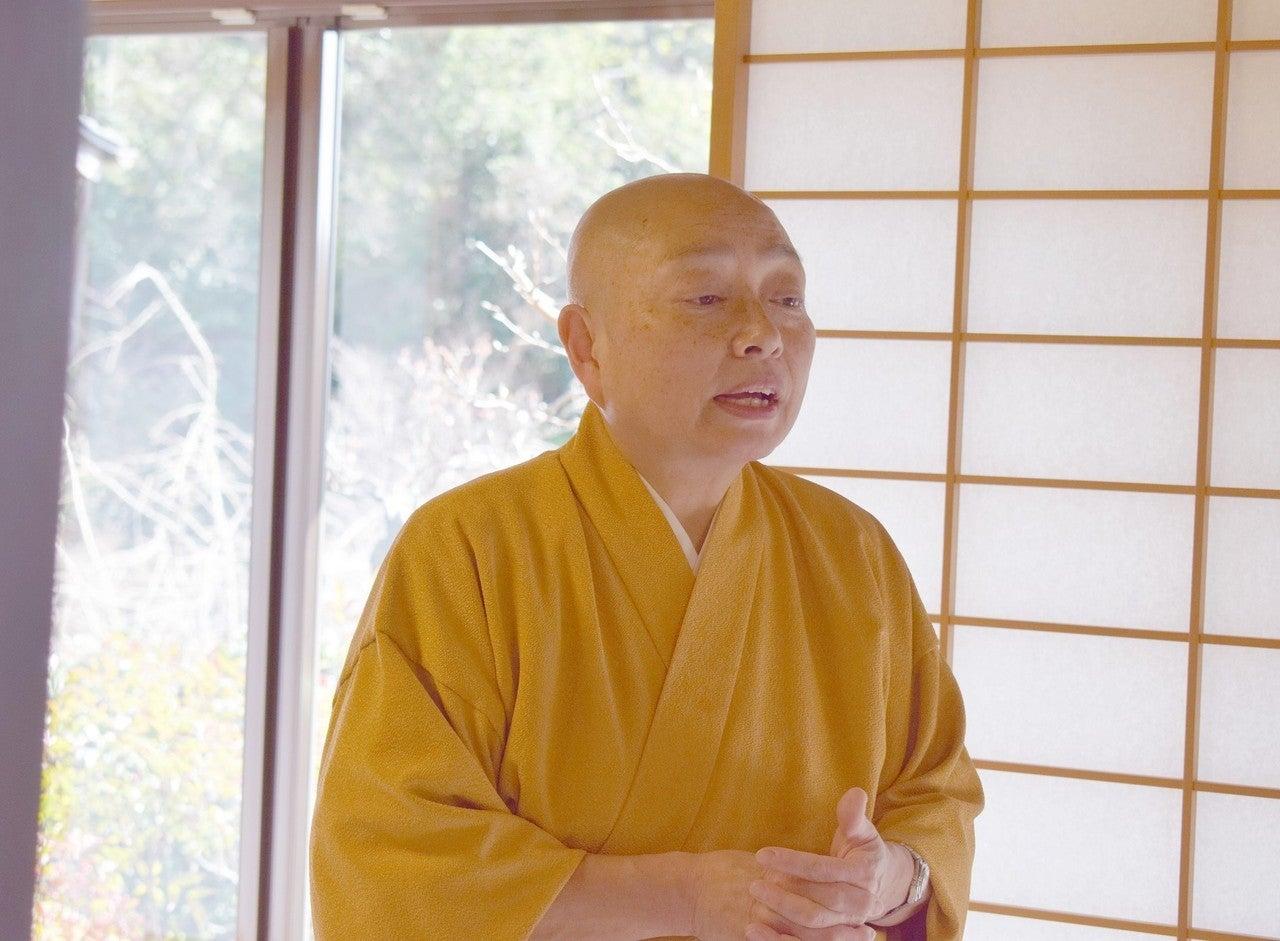 2020-03-11アップ用庵主さま浄土宗・西寿寺・グリーフケア研修(写真下)