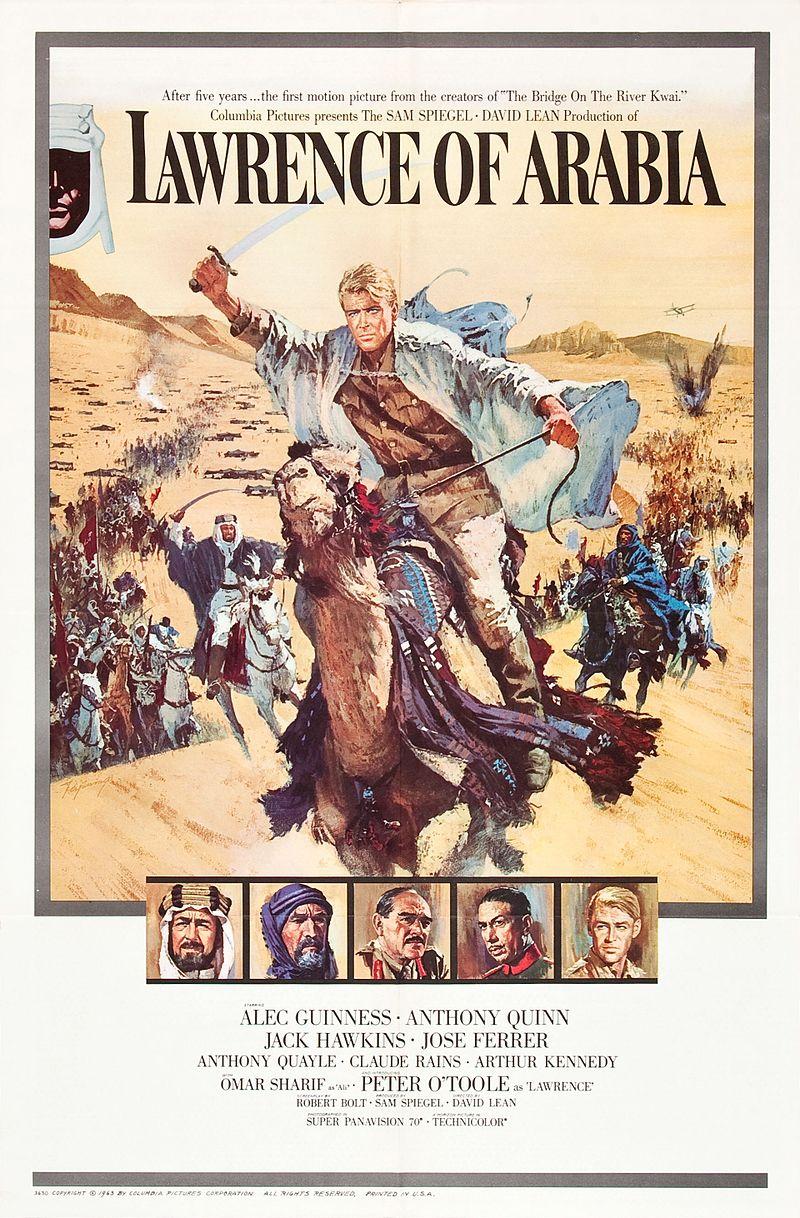 映画『アラビアのロレンス』の背景:アラブ反乱|おおたしじみ|note