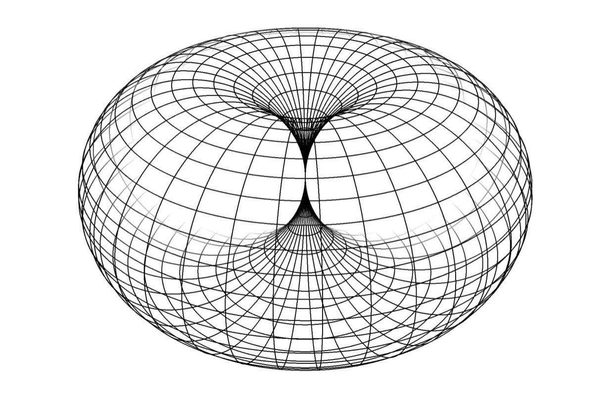 TORUS=多重連結空間 感性のバイブル -琴線の言霊- June AOKI note